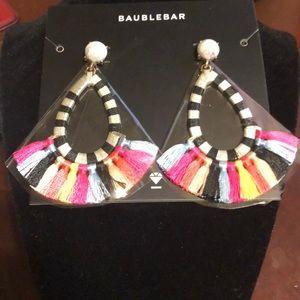 Baublebar earrings